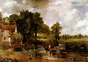 John Constable (1776-1837) English landscape painter