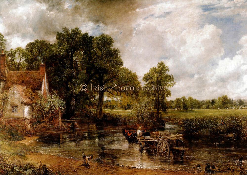 John Constable (1776-1837) English landscape painter