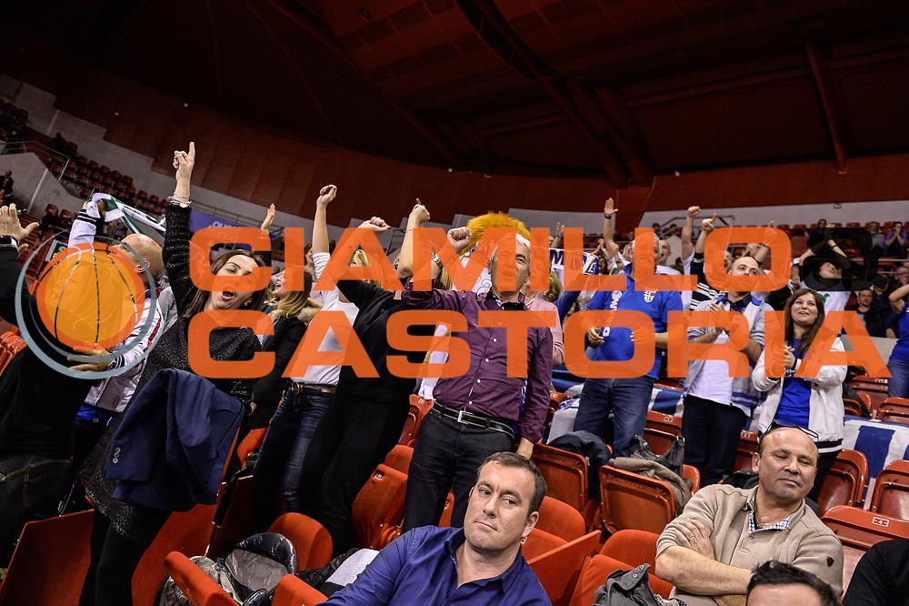 Commando Ultra' Dinamo<br /> Le Mans Sarthe Basket - Banco di Sardegna Dinamo Sassari<br /> FIBA Basketball Champions League 2016/2017<br /> Ottavo di finale<br /> Le Mans 07/03/2017