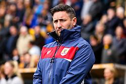 Bristol City head coach Lee Johnson - Mandatory by-line: Robbie Stephenson/JMP - 05/05/2019 - FOOTBALL - KCOM Stadium - Hull, England - Hull City v Bristol City - Sky Bet Championship
