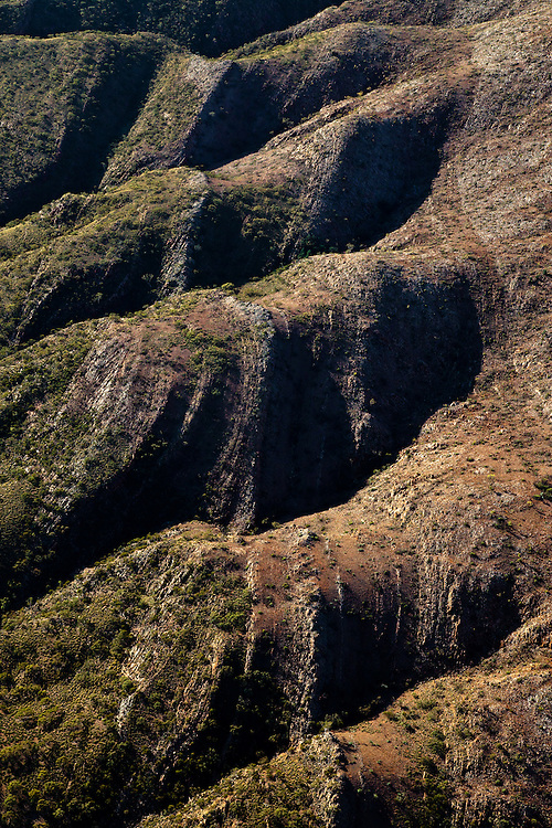 Eastern Ridge of Mt Sonder in the West MacDonnell Ranges