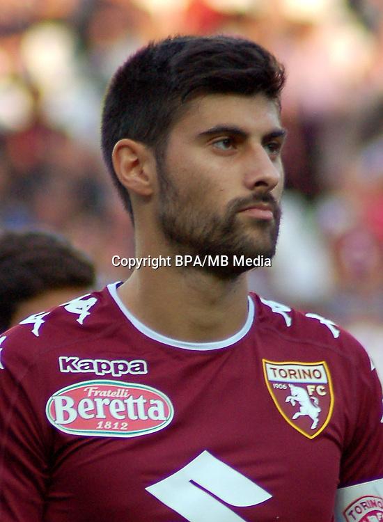 Italian League Serie A -2016-2017 / <br /> ( Torino FC  ) - <br /> Marco Benassi