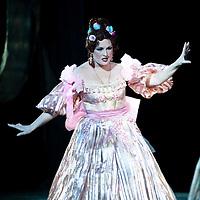 Teatro dell'Opera Nazionale Taras Shevchenko. Cenerentola di Giacomo Puccini. Oksana Tereshenko