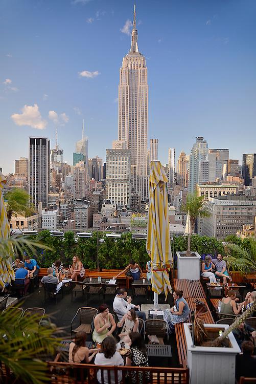 230 fifth Rooftop bar,New York, USA