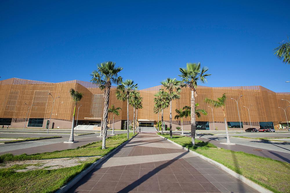 Fortaleza_CE, Brasil.<br /> <br /> Centro de Eventos do Ceara (CEC - Centro de Eventos do Ceara) em Fortaleza, Ceara.<br /> <br /> The Events Center of Ceara (CEC - Centro de Eventos do Ceara) in Fortaleza, Ceara.<br /> <br /> Foto: RODRIGO LIMA / NITRO