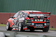 GARTH TANDER / WARREN LUFF (Holden Racing Team) winners of the 2016 Wilson Security Sandown 500. Virgin Australia Supercars Championship Round 10. Sandown International Raceway, Melbourne. Sunday 18 September 2016. Photo: Clay Cross / photosport.nz