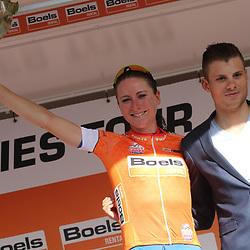 31-08-2017: Wielrennen: Boels Ladies Tour: Roosendaal: Anemiek van Vleuten