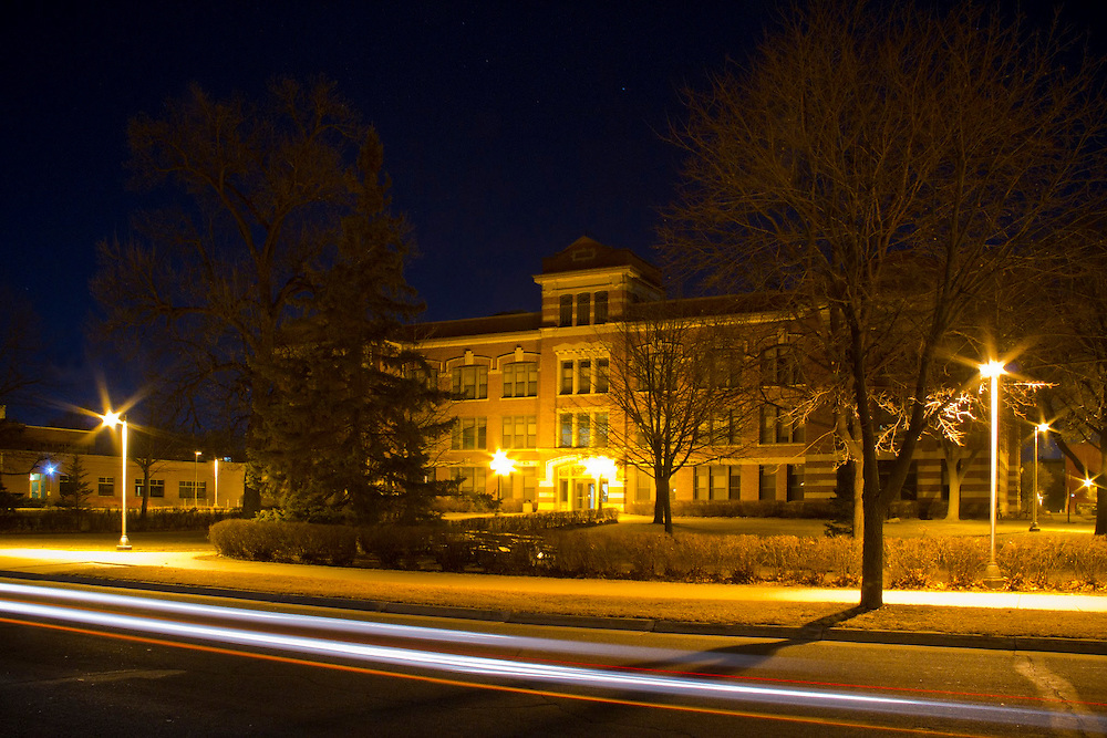 Campus Full Moon