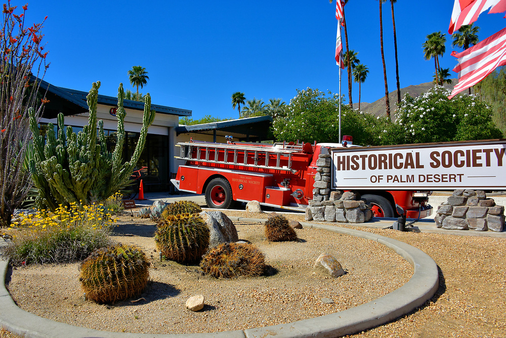 Historical Society of Palm Desert, California<br />