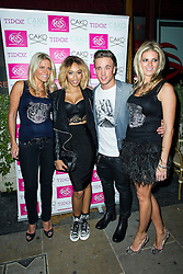 © Licensed to London News Pictures. Natasha Richardson, Tamera Foster, Sam Callahan and Nicola Squibb attend the CAKO & CAKO Kids press launch at Sanctum Soho Hotel in Chelsea, London, UK on 10 December 2013. Photo Credit: Raimondas Kazenas/LNP