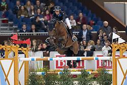 Leprevost Penelope, (FRA), Vagabond de la Pomme<br /> Credit Suisse Grand Prix<br /> CHI de Genève 2016<br /> © Hippo Foto - Dirk Caremans<br /> 08/12/2016