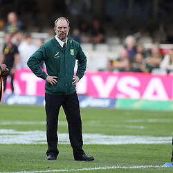 during the 2nd Castle Lager Incoming Series Test match between South Africa and France at Growthpoint Kings Park on June 17, 2017 in Durban, South Africa. (Photo by Steve Haag Sports)