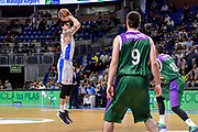 DESCRIZIONE : Eurolega Euroleague 2015/16 Group D Unicaja Malaga - Dinamo Banco di Sardegna Sassari<br /> GIOCATORE : Joe Alexander<br /> CATEGORIA : Tiro Tre Punti Three Point<br /> SQUADRA : Dinamo Banco di Sardegna Sassari<br /> EVENTO : Eurolega Euroleague 2015/2016<br /> GARA : Unicaja Malaga - Dinamo Banco di Sardegna Sassari<br /> DATA : 06/11/2015<br /> SPORT : Pallacanestro <br /> AUTORE : Agenzia Ciamillo-Castoria/L.Canu