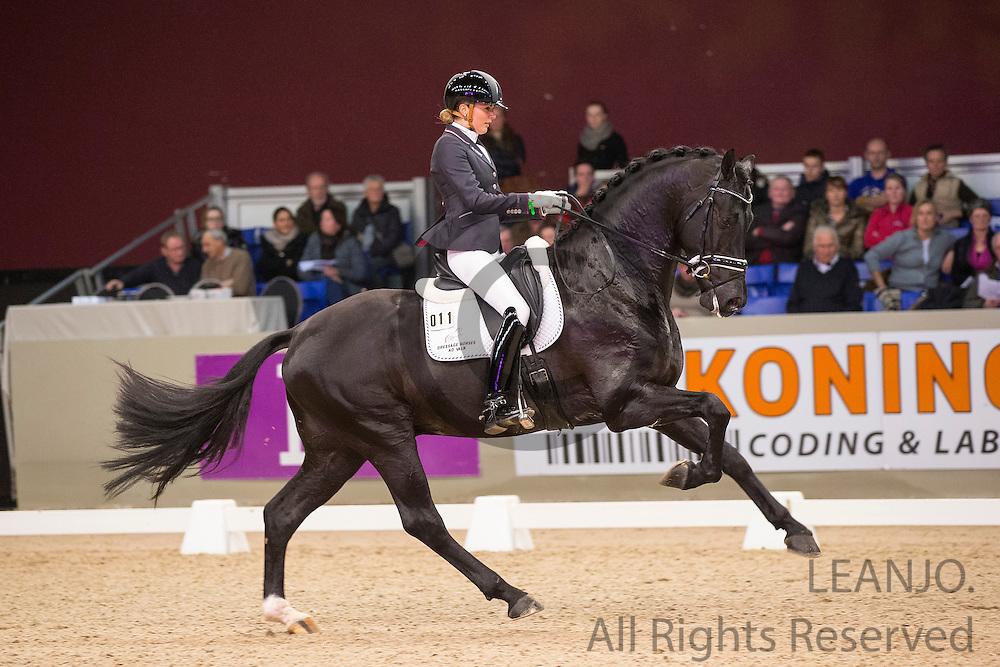 Emmelie Scholtens - Desperado<br /> Indoor Twente 2013<br /> &copy; DigiShots