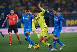 January 12, 2019 - Valencia, Valencia, Spain - Pablo Fornals of Villarreal during the La Liga Santander match between Villarreal and Getafe at La Ceramica Stadium on Jenuary 12, 2019 in Vila-real, Spain. (Credit Image: © AFP7 via ZUMA Wire)