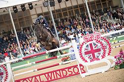 Kuhner Max, AUT, Cornet Kalua<br /> Rolex Grand Prix Jumping<br /> Royal Windsor Horse Show<br /> © Hippo Foto - Jon Stroud