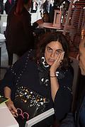 MAJA HOFFMANN, Opening of Photo London,  Somerset House. London. 20 May 2015