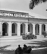 Cinemaville, Leopoldville (now Kinshasa), Belgian Congo (now Democratic Republic of the Congo), Africa, 1937