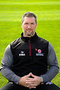Head of Strength and Conditioning Darren Veness portrait during the Somerset County Cricket Club PhotoCall 2017 at the Cooper Associates County Ground, Taunton, United Kingdom on 5 April 2017. Photo by Graham Hunt.
