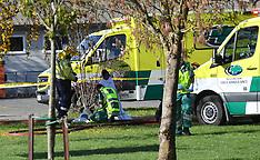Carterton-Children in hospital after planes drops substance over school