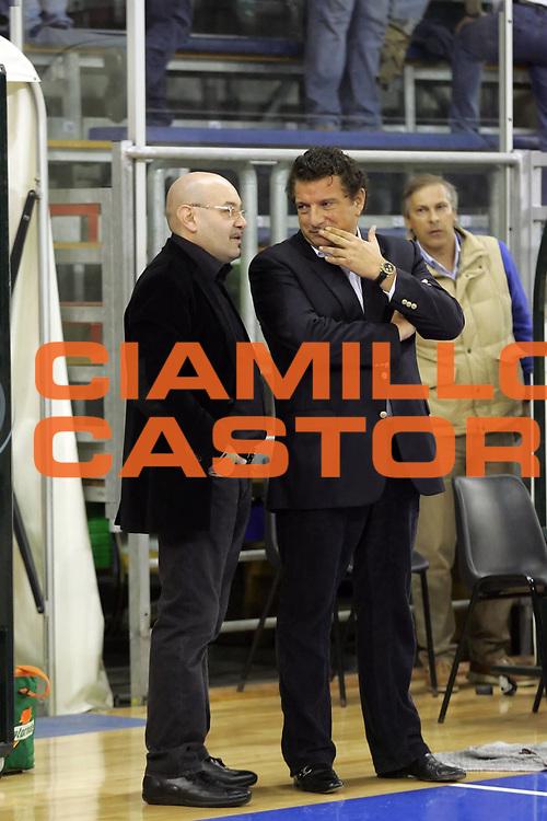DESCRIZIONE : Scafati Lega A1 2006-07 Legea Scafati Benetton Treviso <br /> GIOCATORE : Longobardi Fadini<br /> SQUADRA : Legea Scafati Benetton Treviso<br /> EVENTO : Campionato Lega A1 2006-2007 <br /> GARA : Legea Scafati Benetton Treviso  <br /> DATA : 22/10/2006 <br /> CATEGORIA : <br /> SPORT : Pallacanestro <br /> AUTORE : Agenzia Ciamillo-Castoria/A.De Lise