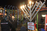 2018 - Chabad - Public Menorah Lightings