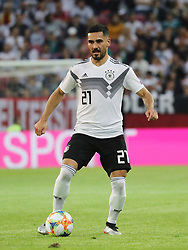 11.06.2019, Opel Arena, Mainz, GER, UEFA EM Qualifikation, Deutschland vs Estland, Gruppe C, im Bild Ilkay Gündogan // during the UEFA European Championship qualification, group C match between Germany and Estonia at the Opel Arena in Mainz, Germany on 2019/06/11. EXPA Pictures © 2019, PhotoCredit: EXPA/ SM<br /> <br /> *****ATTENTION - OUT of GER*****