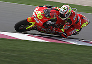 Spain's Hector Barbera, 250cc, MOTO GP, Commercial Bank Grad Prix, Losail International Circuit, 8 Apr 06
