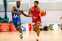 Lewis Champion of Bristol Flyers - Photo mandatory by-line: Robbie Stephenson/JMP - 31/03/2019 - BASKETBALL - Cheshire Oaks Arena - Ellesmere Port, England - Cheshire Phoenix v Bristol Flyers - British Basketball League Championship
