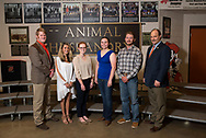 Animal Science Academic Quadtrathlon team