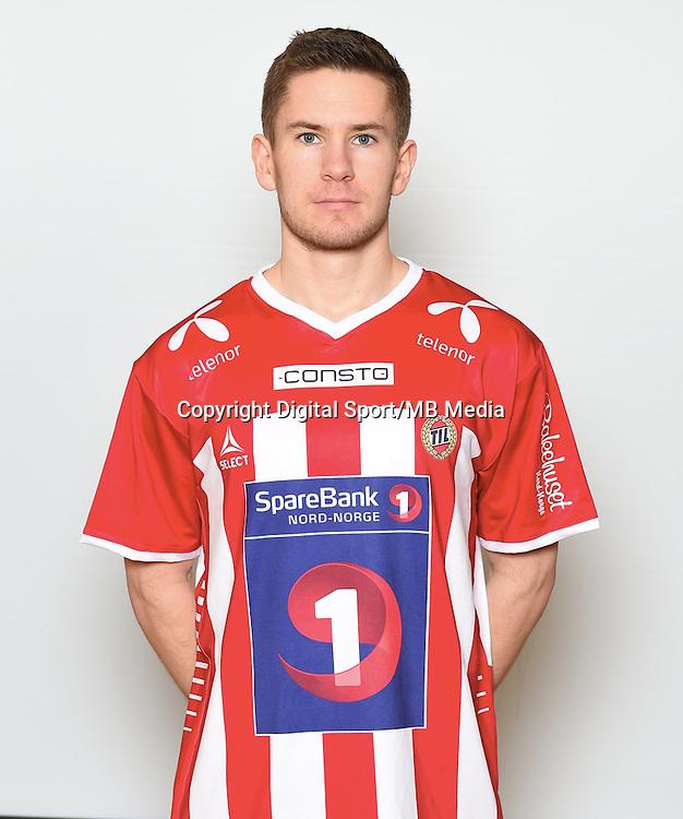 Fotball , Eliteserien , Tippeligaen  2015 , portrett , portretter<br /> Lars Gunnar Johnsen<br /> Troms&oslash;