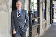 Doug Kilton of Wells Fargo at the Napoleon House in the French Quarter of New Orleans
