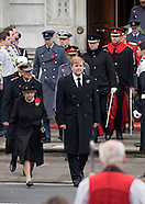 Dutch Royals Attend Remembrance Service, London