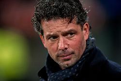 19-01-2018 NED: FC Utrecht - AZ Alkmaar, Utrecht<br /> Coach Jean-Paul de Jong of FC Utrecht
