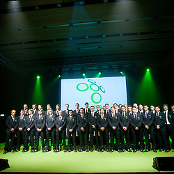 20100521: SLO, Presentation of Slovenian National football team for World Championships in S. Africa