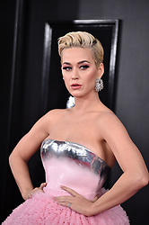 Katy Perry attends the 61st Annual GRAMMY Awards at Staples Center on February 10, 2019 in Los Angeles, CA, USA. Photo by Lionel Hahn/ABACAPRESS.COM