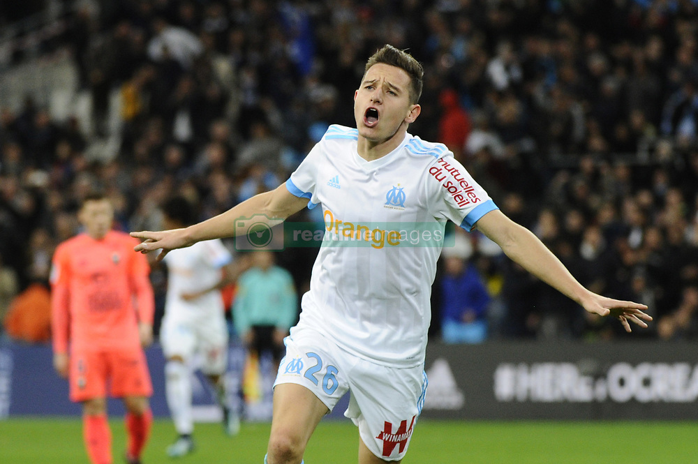 November 5, 2017 - Marseille, France - Joie 2eme but Thauvin  (Credit Image: © Panoramic via ZUMA Press)