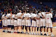 team<br /> Nazionale Italiana Maschile Senior<br /> Eurobasket 2017 - Group Phase<br /> Italia Germania Italy Germany<br /> FIP 2017<br /> Tel Aviv, 05/09/2017<br /> Foto M.Ceretti / Ciamillo - Castoria