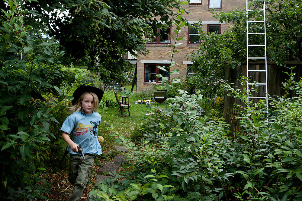Linköping, Sweden, August 19, 2012.<br />