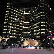 The 2008 Detroit Holiday Tree Lighting Party. Hosted by WDIV, Channel 4's Rhonda Walker. Hundreds of Metro Detroiters gathered at Campus Martius Park to celebrate the lighting of the Holiday Tree.