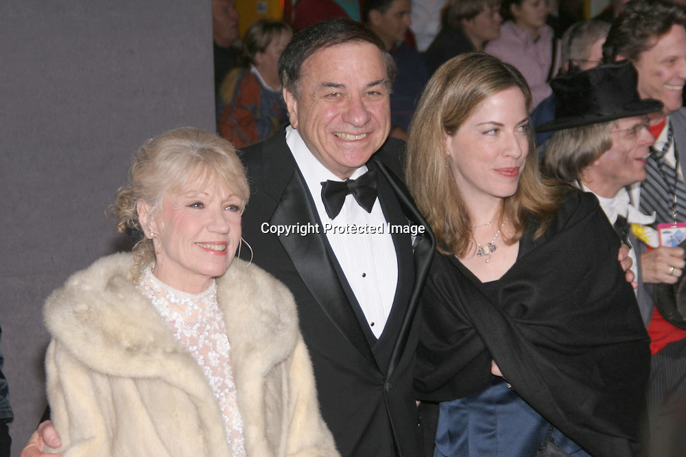 Richard Sherman and family<br />&quot;Mary Poppins&quot; 40th Anniversary and Launch of the Special Edition DVD<br />El Capitan Theatre<br />Hollywood, CA, USA<br />Tuesday, November 30th, 2004<br />Photo By Celebrityvibe.com/Photovibe.com, <br />New York, USA, Phone 212 410 5354, <br />email: sales@celebrityvibe.com