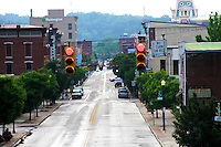 main st zanesville image for sale. Zanesville was named after Ebenezer Zane, who had constructed Zane's Trace, a pioneer road from Wheeling, VA (now WVa) to Maysville, KY through present-day Ohio. He gave, in payment, in 1797 to his son-in-law, John McIntire (1747&ndash;1811), at the point where Zane's Trace met the Muskingum River. With Zane's help, McIntire platted out the town and opened an inn and ferry by 1799. In 1801, Zanesville was officially renamed from Westbourne (Zane's chosen town name).<br />