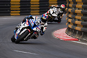Danny WEBB, Penz13 BMW Motorrad Motorsport, BMW Motorrad<br /> <br /> 64th Macau Grand Prix. 15-19.11.2017.<br /> Suncity Group Macau Motorcycle Grand Prix - 51st Edition<br /> Macau Copyright Free Image for editorial use only