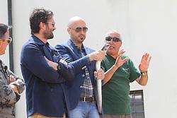MASTERCHEF A COMACCHIO CARLO CRACCO JOE BASTIANICH