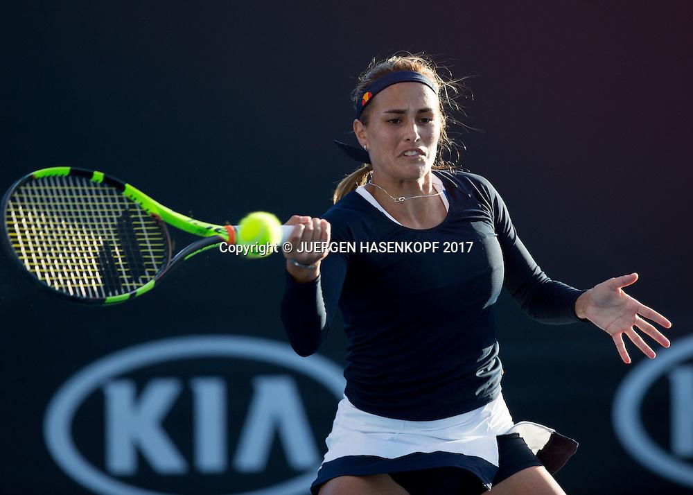 MONICA PUIG (PUR)<br /> <br /> Australian Open 2017 -  Melbourne  Park - Melbourne - Victoria - Australia  - 18/01/2017.