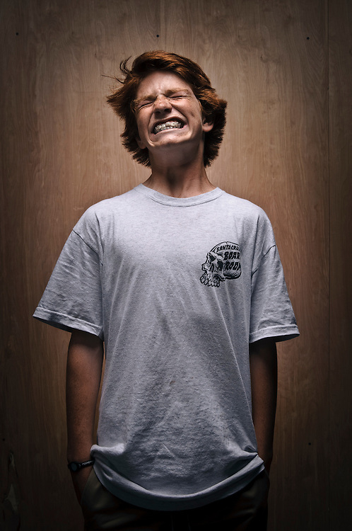 "Jake ""Ginger"" Jeffers, skateboarder 