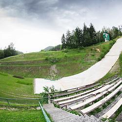 20140523: SLO, Ski Jumping - Ski jumping Hill in Velenje