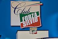 Roma 21 Febbraio 2014<br /> Presentata oggi a Roma  'Missione Azzurra', 200 volontari dei Club Forza Silvio, di Silvio Berlusconi, organizzati in venti equipaggi di due volontari ciascuno, a bordo di 20 Fiat Cinquecento, percorreranno le strade d'Italia con un obiettivo: parlare a milioni di italiani per fare conoscere il progetto politico di Silvio Berlusconi<br /> Rome  21 Febraury 2014<br /> &nbsp;Presented today in Rome ' Mission Blue ', 200 volunteers of the Club Force  Silvio, of Silvio Berlusconi, organized into twenty teams of two volunteers each , on board 20 Fiat Cinquecento, will walk the streets of Italy with one goal : to speak to millions of Italians to make know the political project of Silvio Berlusconi.