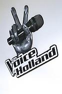 BUSSUM - In theater het Spant is de persviewing van The Voice Of Holland gehouden. FOTO LEVIN DEN BOER - PERSFOTO.NU