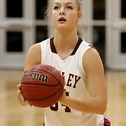 Ashley's Sophia Neubauer shoots a freethrow against 71st. (Jason A. Frizzelle)